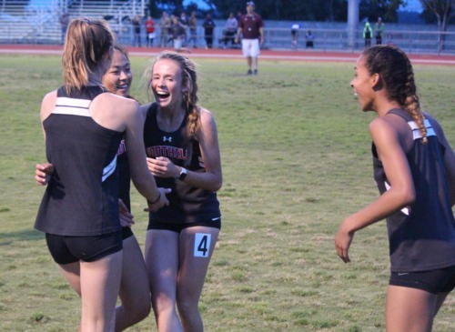 G 4x400 - Foothill - winner